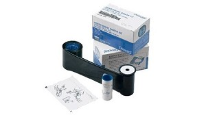 Datacard KT Black Ribbon w/ Cleaning Kit - 1,000 images